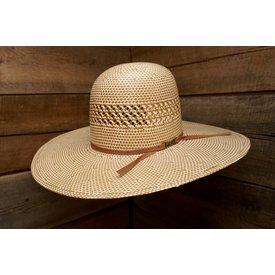 "American hat Open Crown TC8870 4 1/2"" Brim"