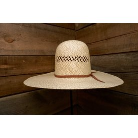 "American hat Open Crown 6500 4 1/2"" Brim"
