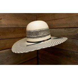 "American hat Open Crown 7500 4 1/2"" Brim"