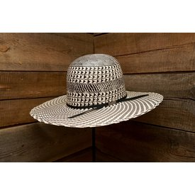 "American hat Open Crown 6100 4 1/4"" Brim"