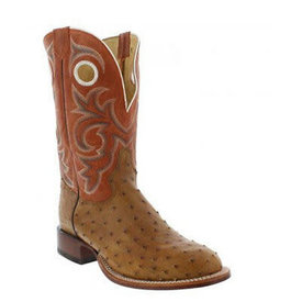 Tony Lama Men's Full Quill Ostrich Western Boot