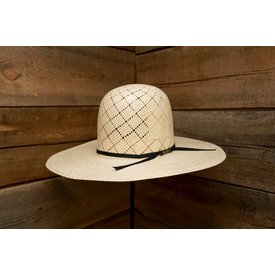 "American hat Open Crown 5050 4 1/4"" Brim"