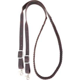 """Martin 7/8""""Leather Roping Reins"""