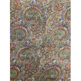 "Wyoming Traders Paisley Wild Rags 34""x34"""