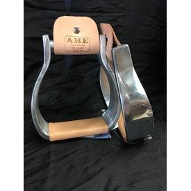 American Heritage Equine Aluminum  Visalia Stirrups