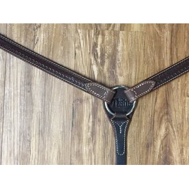 Cashel Trailblazer Chocolate Breastcollar