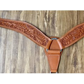 Courts Acorn/Oak Leaf Roper Breast Collar