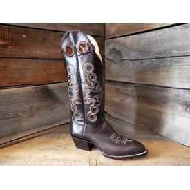 Hondo Women's Hondo Brown Western Boot 8-3 2820L