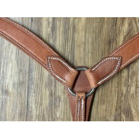 Berlin Custom Leather Pony Breast Collar