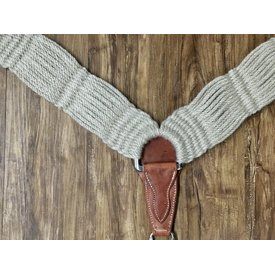 Mustang 29 Strand Mohair Breast Collar