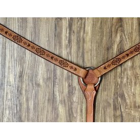 Martin Roughout Southwest Laser Cut Breastcollar