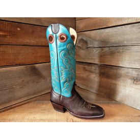 Hondo Women's Hondo Buckaroo Western Boot 11-3 2520L C3