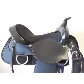 Fabtron Fabtron Trail Saddle Black 7153-16