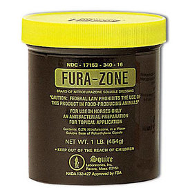 Squire Fura-Zone Antibiotic Ointment