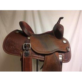 Martin Saddlery Used Stingray Barrel Saddle