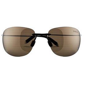 BEX Lynnson Black/ Brown Sunglasses