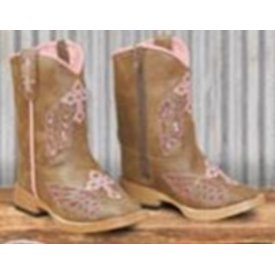 M&F Toddler's Blazin' Roxx Gracie Boot 4413202