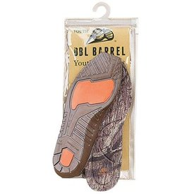 Double Barrel Youth Camo Comfort Insole C5 Medium