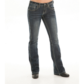 Cowgirl Tuff Junkyard Bling Jeans C4