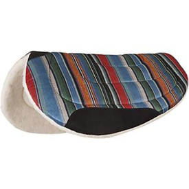 Mustang Serape Rounded Barrel Pad