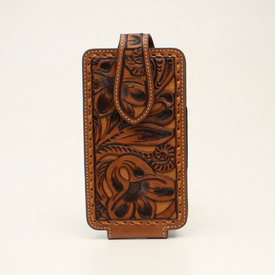 M&F Western Leather Cell Phone Case 0690708