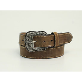 Ariat Women's Classic Leather Belt Size XL