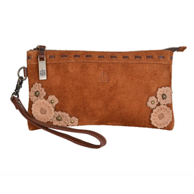 Stran Smith Sheridan Flower Clutch