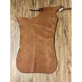 K Bar J Leather Basic Cowboy Shotgun Chaps