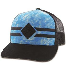 Hooey Spitfire Blue Black Kids Cap