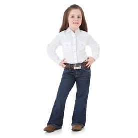 Wrangler Girl's Wrangler Boot Cut Jean 9MWGBN