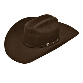 Ariat Chocolate Wool Hat A7520047