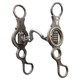 Professionals Choice Bob Avila Coronita Ported Chain Bit