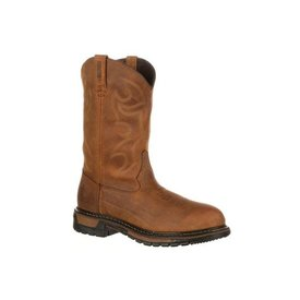 Rocky Men's Original Ride Branson Waterproof Western Boot