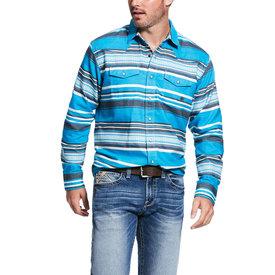 Ariat Men's Johndale Retro Fit Snap Front Shirt