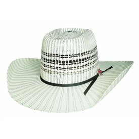 Bullhide Keep Ridin' 25X Straw Hat