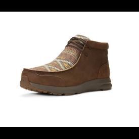 Ariat Men's Latigo Brown Spitfire Shoe C3