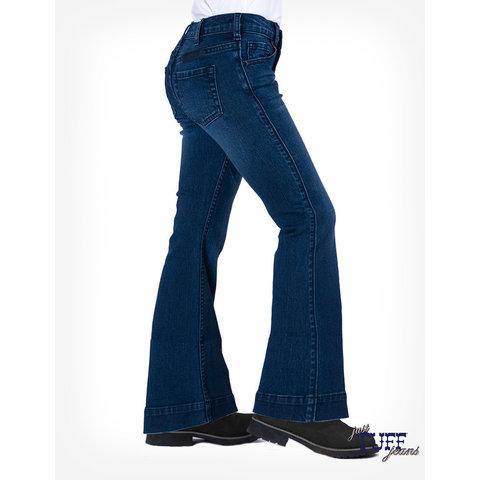 Girl's Medium Wash Trouser