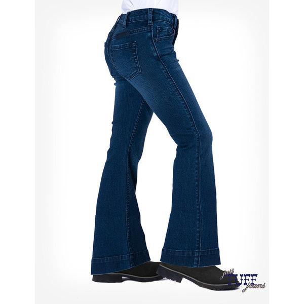 Cowgirl Tuff Girl's Medium Wash Trouser