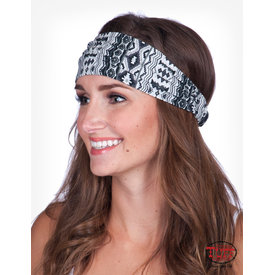 Cowgirl Tuff Women's Aztec Headband