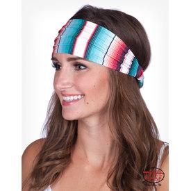 Cowgirl Tuff Women's Serape Headband