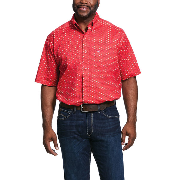 Ariat Men's Stanton Classic Fit Button Down Shirt