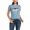 Women's Cowscape T-Shirt