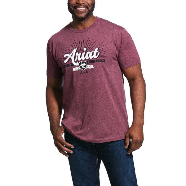 Ariat Men's Quality T-Shirt