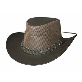 Bullhide Payson Leather Hat