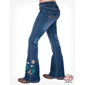 Cowgirl Tuff Women's Oasis Trouser