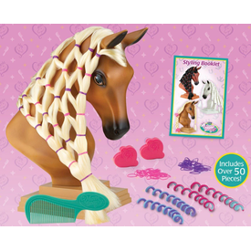 Breyer Horses Mane Beauty Sunset Styling Head