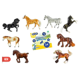 Breyer Horses Stablemates Mystery Horse Surprise