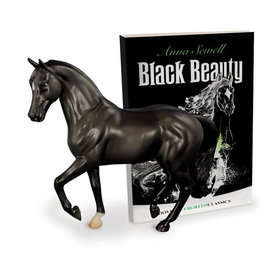 Breyer Horses Black Beauty Horse & Book Set