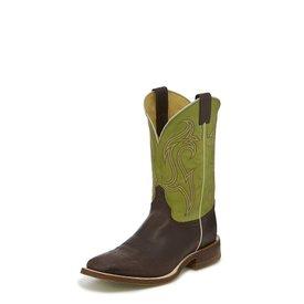 Justin Men's Dayton Bender Cocoa Boot C3