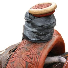 Classic Equine Black Roper Dally Wraps